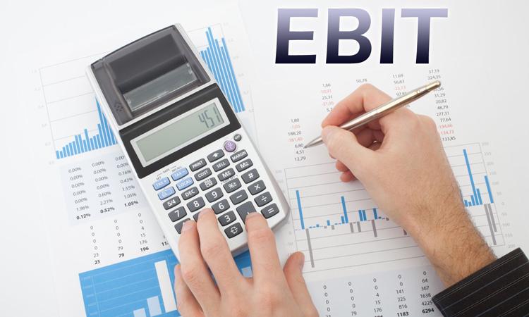 Ebit формула расчета