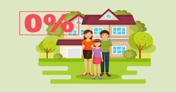 Можно взять ипотеку без первоначального взноса