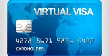Создать виртуальную карту Виза бесплатно