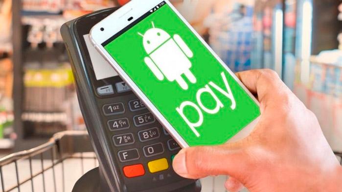 Как оплачивать покупки телефоном Андроид бесконтактно