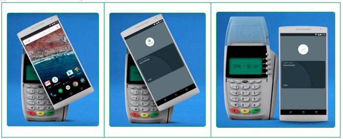 Как платить через Android Pay в магазине