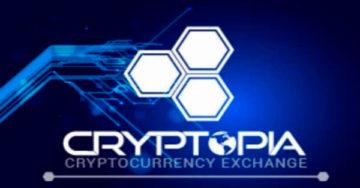 Биржа криптовалют Криптопия официальный сайт