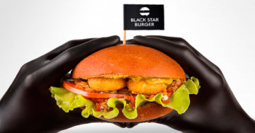 Франшиза Блекстарбургер цена